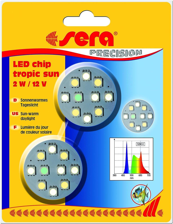 LED Chip Tropic Sun Ricambio per plafoniera a Braccio Sera 2W 12V