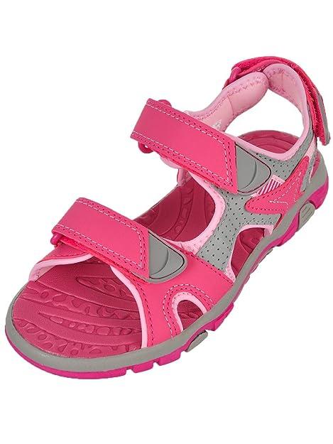 c622efedb1a2 Khombu Girls River Sandal Pink   Grey Size 1 M US