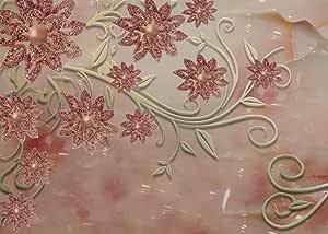 ElRmady Bright Glitter fabric Wall paper 2.25 meters x 3.6 meters