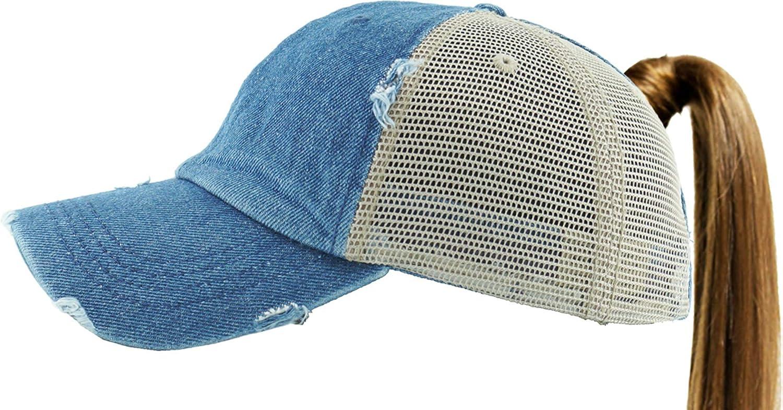 All Hat Ponytail Vintage...
