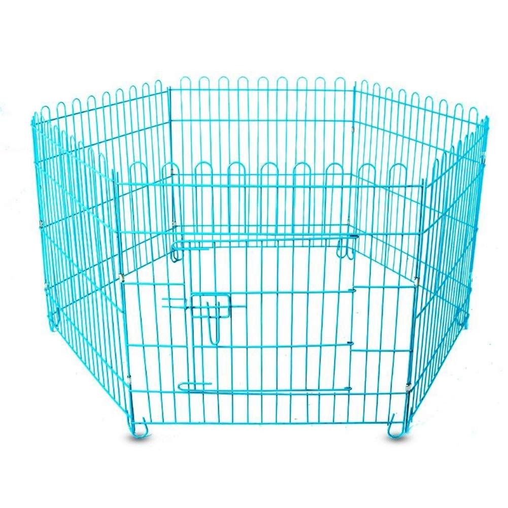6060CM Dog Fence Indoor and Outdoor Small Dog Fence cage cat and Dog Universal Height 60cm,60  60CM