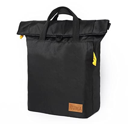 b052be33ee67 Casual Tote Bag Waterproof Cross-Body Lightweight Messenger Shoulder Bag  Purse Adjustable Strap School Laptop Daypack Nylon Backpack for Unisex Man  Girl ...