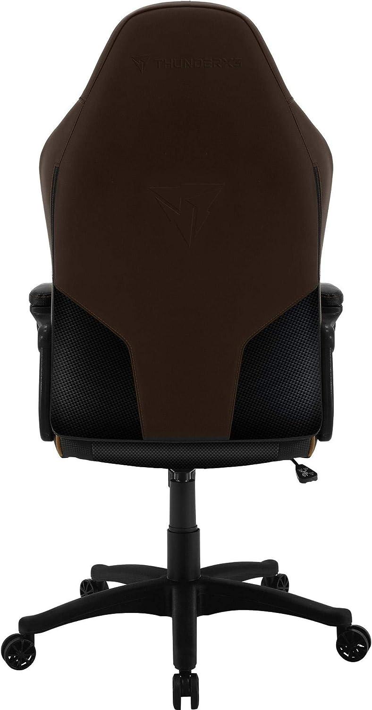 altura regulable ThunderX3 BC1 cuero sint/ético silla gaming rojo AIRTECH