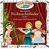 Seine schönsten Weihnachtslieder mit den Duisburger Philharmonikern