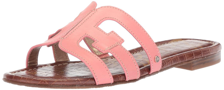 Sam Edelman Women's Bay Slide Sandal B0762TFY8J 10.5 B(M) US|Sugar Pink