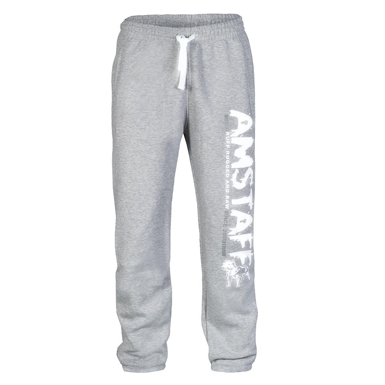 Amstaff Blade Sweatpants - Grau Herren Jogginghose Größe S M L XL XXL 3XL