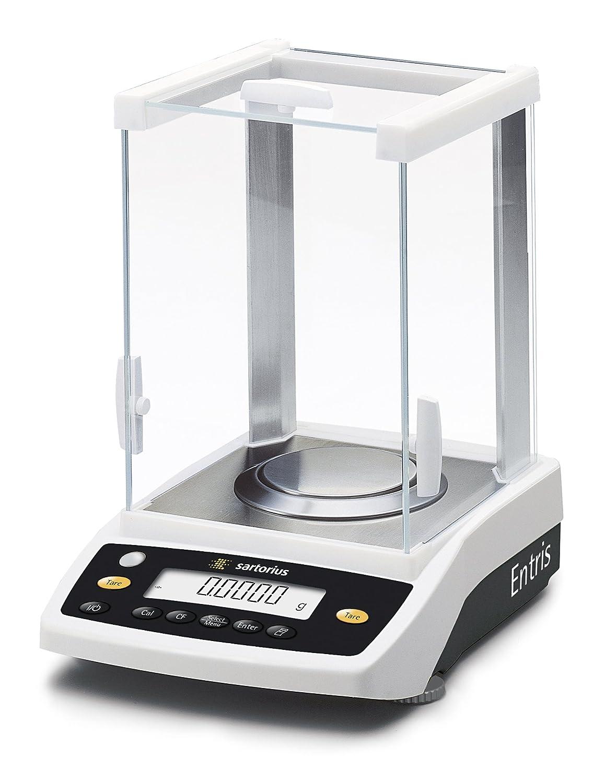 Image of Analytical Balances Sartorius ENTRIS124-1S Analytical Balance 120g x 0.1mg, External Calibration