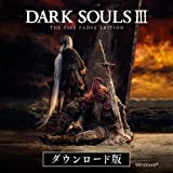 DARK SOULS III THE FIRE FADES EDITION オンラインコード版
