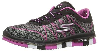 c73cb6501e60 Skechers Kids Girls  GO Flex-Ability Sneaker