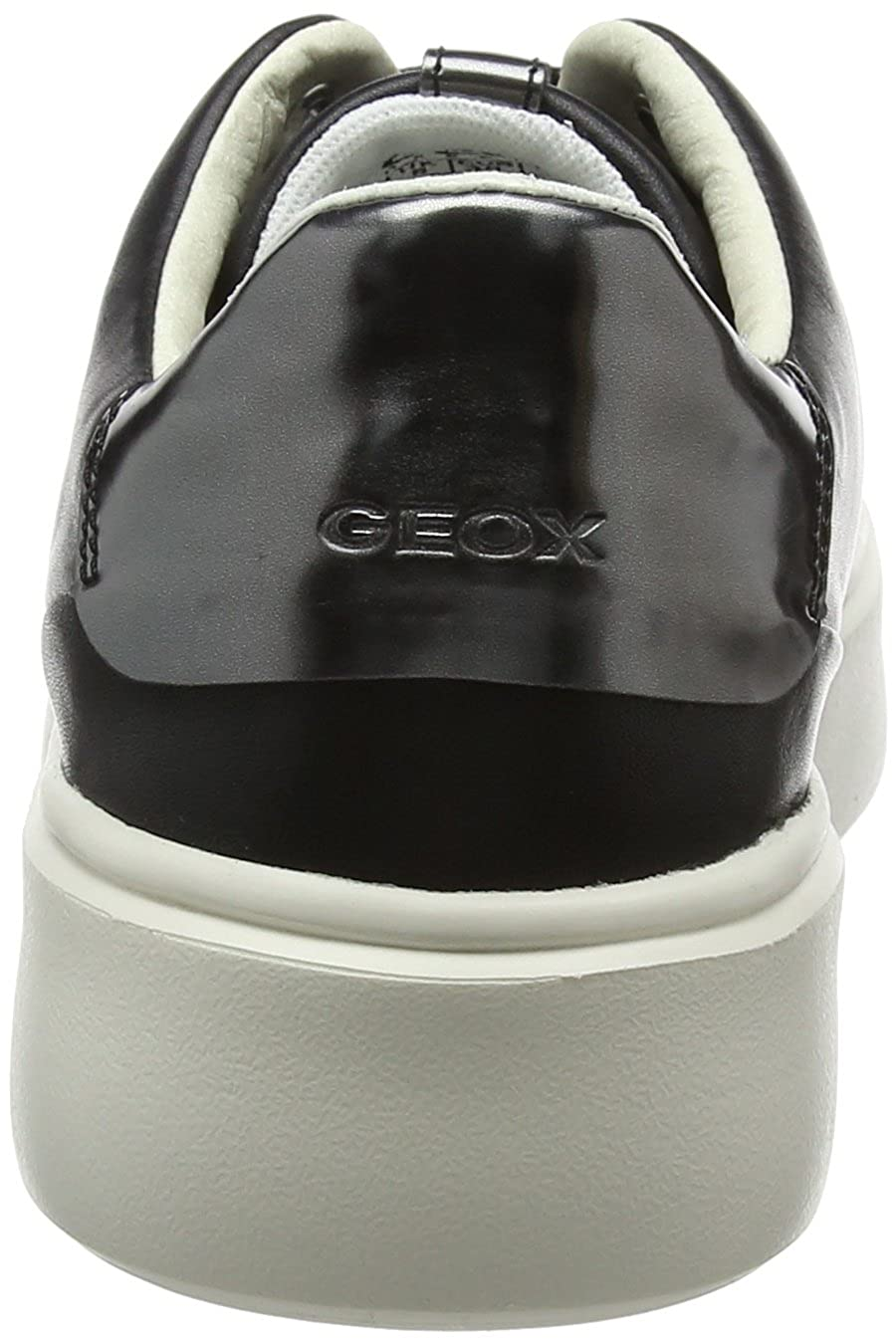 Geox DD Nhenbus A, Sneakers Basses Femme