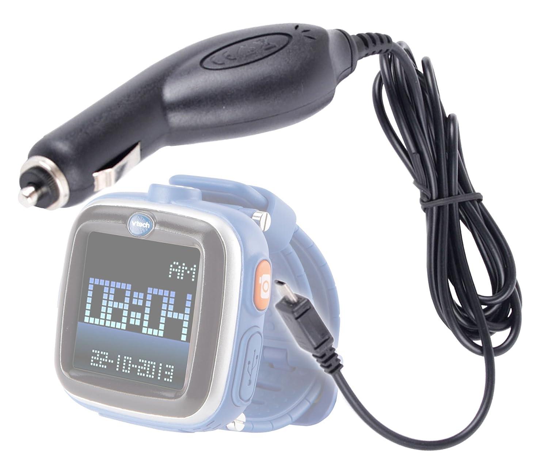 DURAGADGET - Cargador USB de mechero de Coche Compatible con Reloj ...