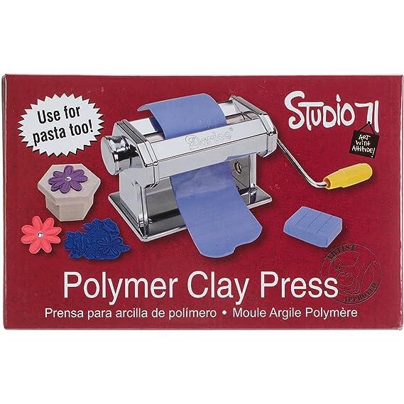Darice Studio 71 Polymer Clay Press by Darice