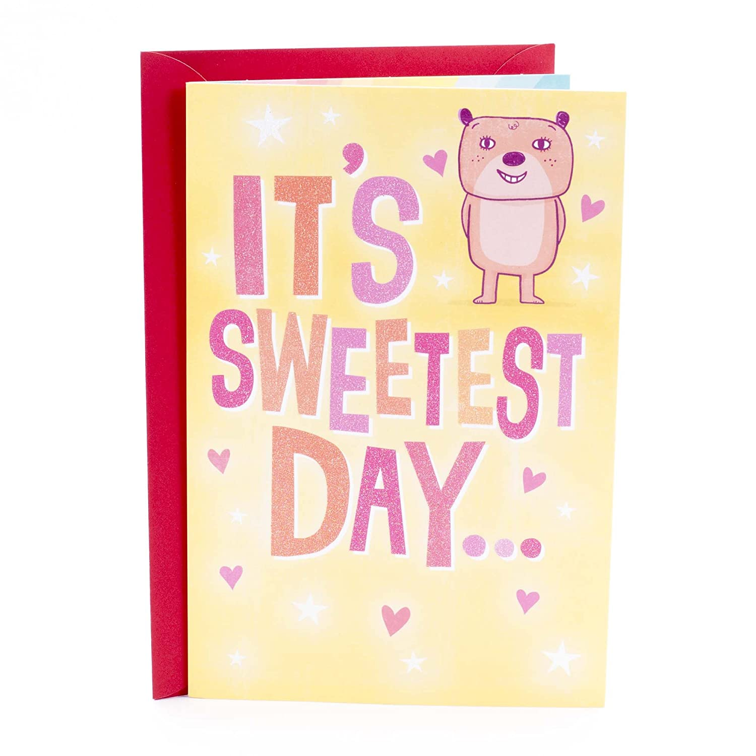 Amazon Hallmark Funny Sweetest Day Card For Spouse Or