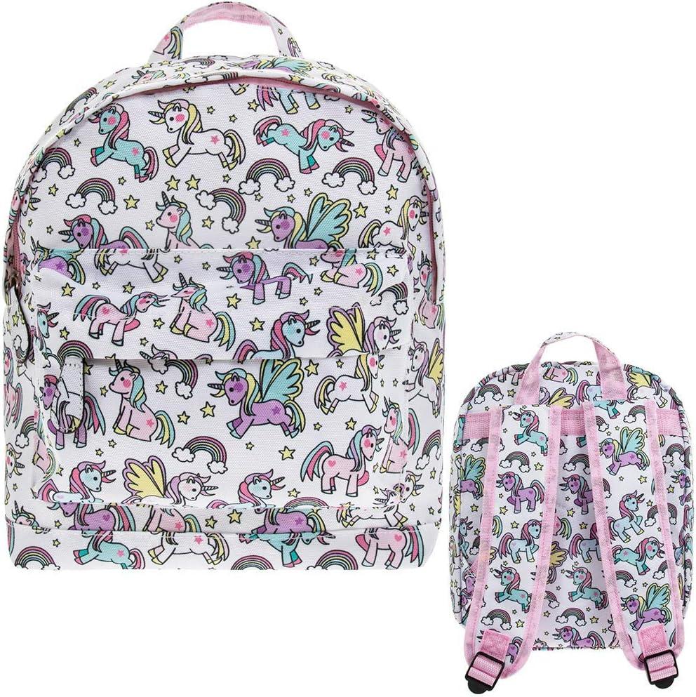 Lesser /& Pavey Little Stars Unicorns Back Pack,Multi-Colour,M