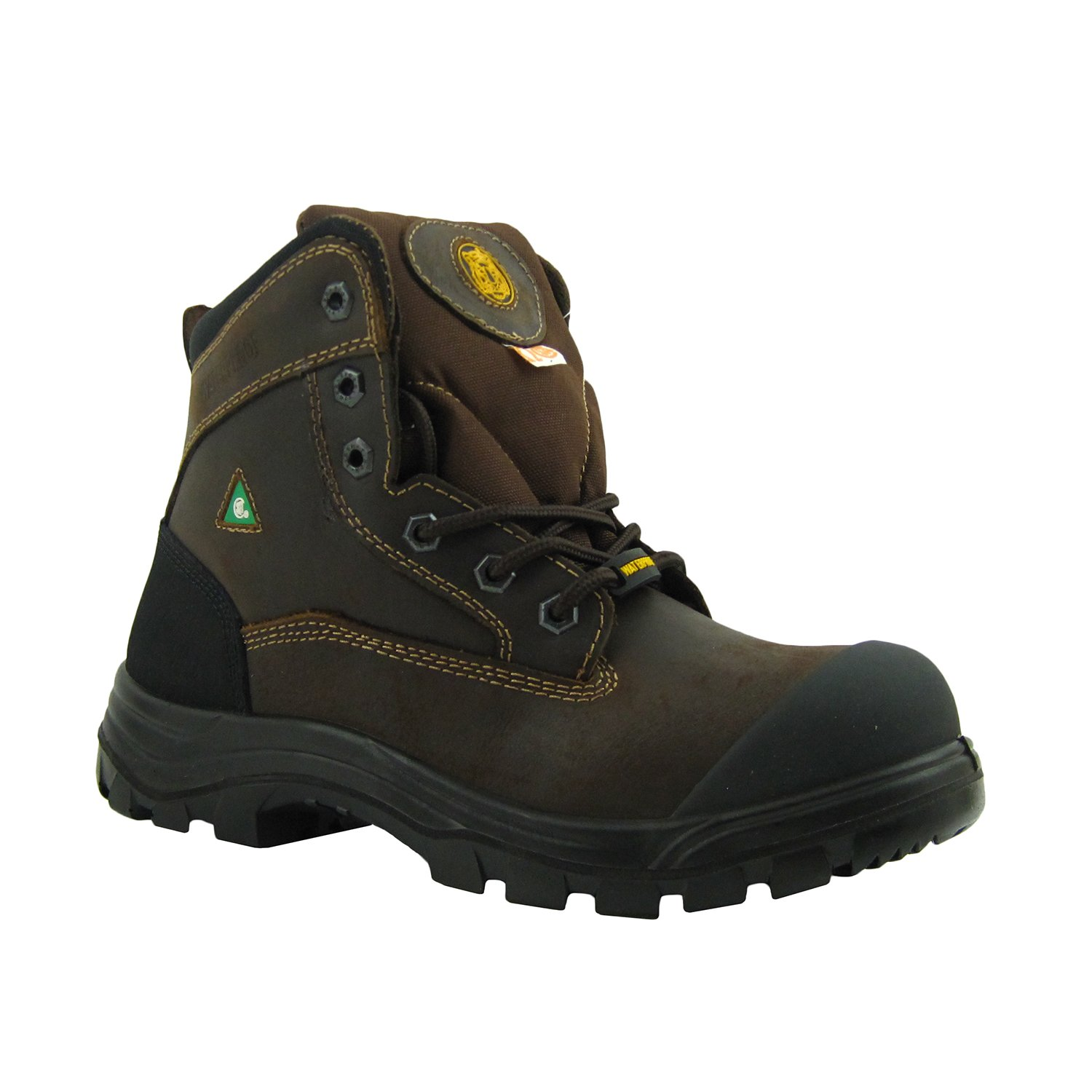 605b2f88acb Tiger CSA Safety Men s 6 Inch Lightweight Waterproof Work Safety Boots -  7666