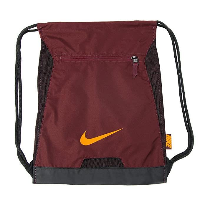 Nike Alpha Adapt Team Training Drawstring Gymsack Night Maroon  Amazon.ca   Sports   Outdoors 3fc7dc004fb7c