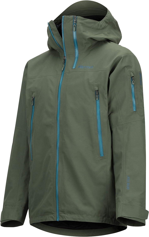Ski- and Snowboard Wear Windproof Breathable Hardshell Snow Jacket Marmot Mens Androo Jacket Waterproof