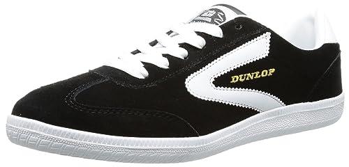 Terre Battue Dunlop 51068300 - Chaussures En Cuir Pour Hommes, Couleur Noir, Taille 40