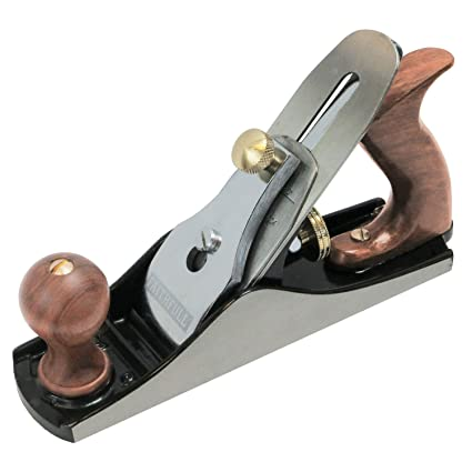 Faithfull No4 Smoothing Plane In Wooden Box