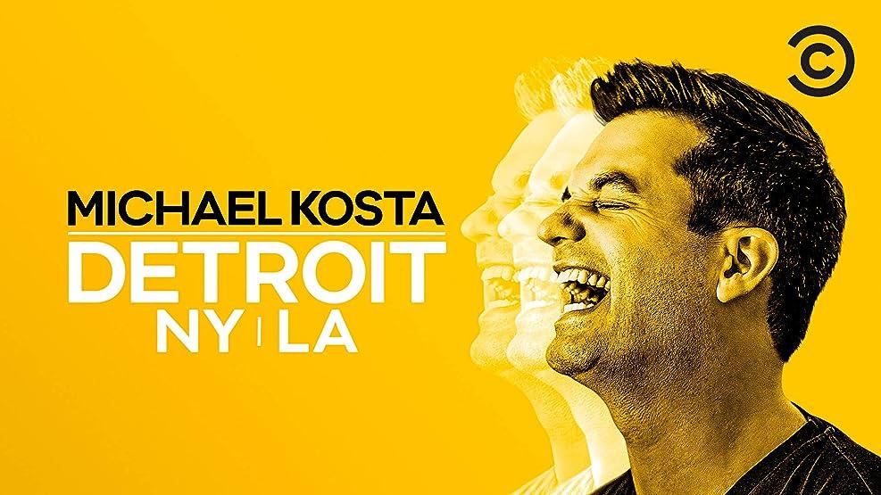 Michael Kosta: Detroit. NY. LA