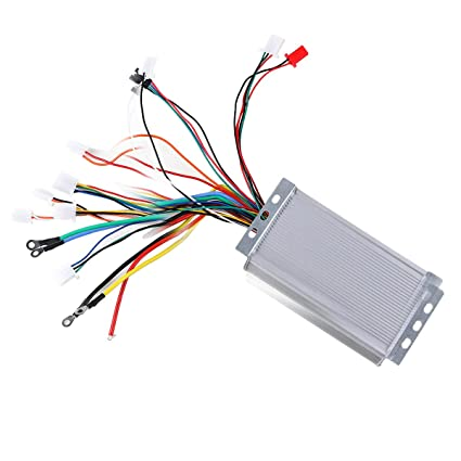 Amazon com: ZXTDR Brushless Speed Motor Controller for Go Kart ATV