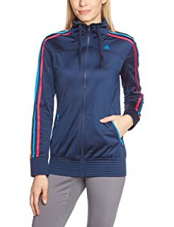 adidas Damen Jacke Originals Firebird TT  Amazon.de  Schuhe ... 6903b20c28