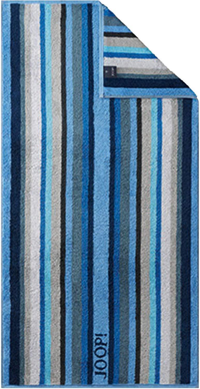 Joop  Saunatuch Spirit Stripes 1664   11 Ocean - 80 x 200