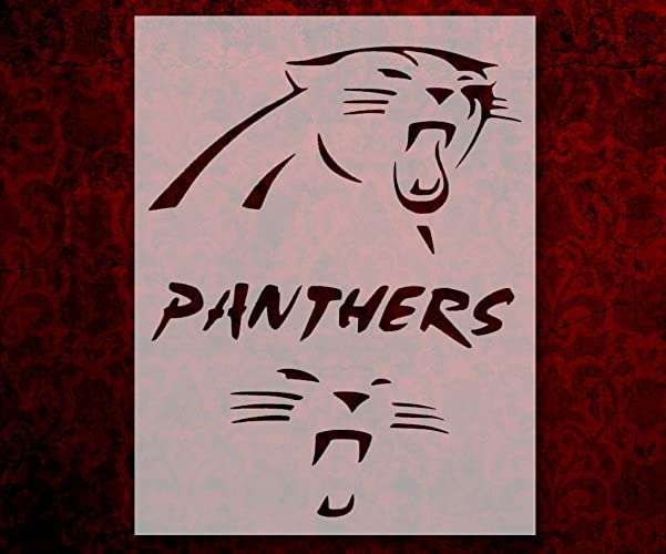 Amazon com: Carolina Panthers Football 8 5