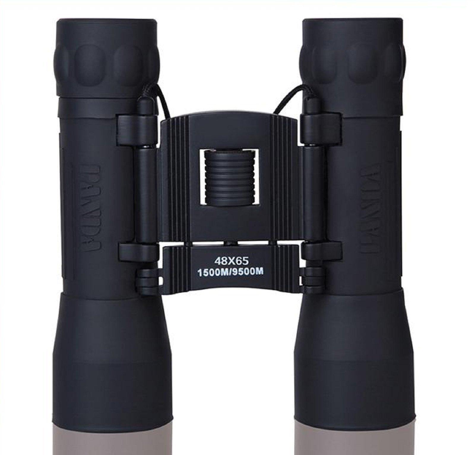48 * 65 Binoculars, HD Binoculars,match Essential Telescope Military Vision Binoculars by Polarbear's Shop