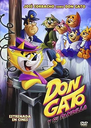 Don Gato y Su Pandilla DvDRip  Español Latino