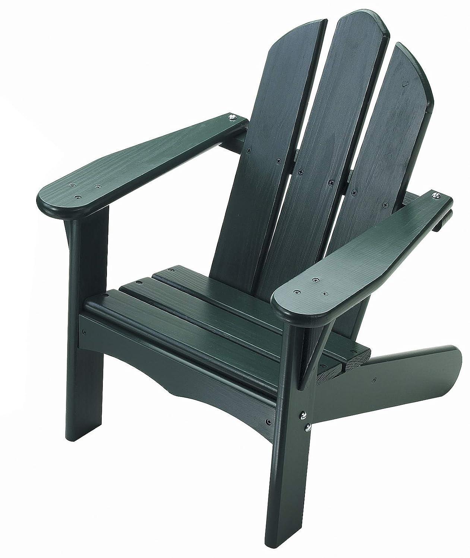 Little Colorado 140GRN Kids Adirondack Chair-Green