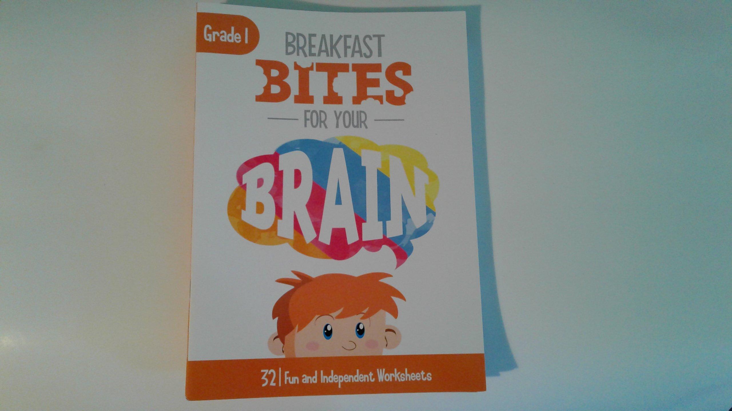 Download Breakfast Bites For Your Brain Grade 1 pdf