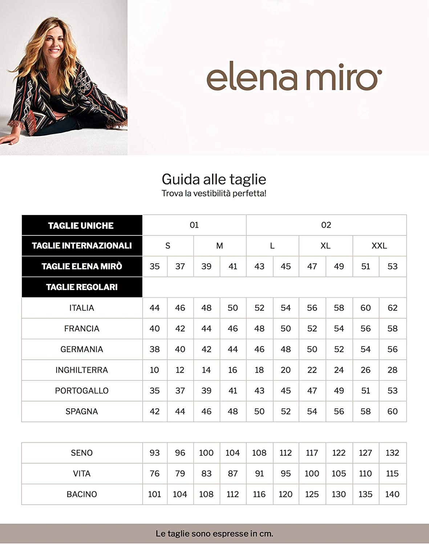 Elena Mir/ò Pantaloni in Tessuto Tecnico Donna