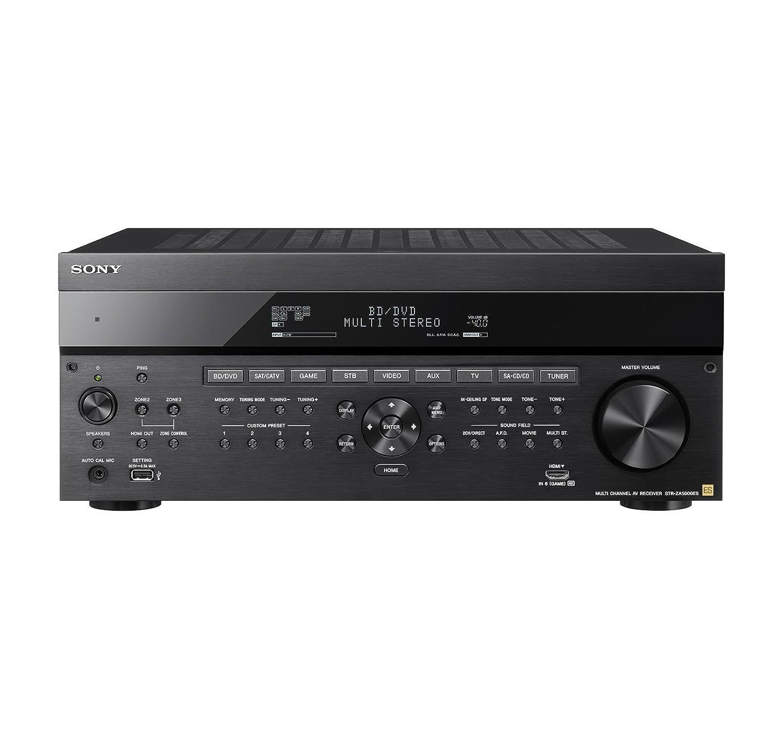 amazon com sony strza5000es 9 2 channel av receiver electronics rh amazon com Sony Receivers 8854870 Sony 7.1 Receiver
