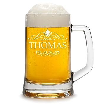 Polar Effekt Bierkrug Personalisiert Mit Gravur Eines Namens