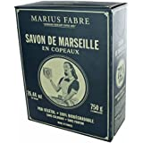 Marius Fabre Marseille 72% Oil Biodegradable Laundry Soap Flakes - 750g