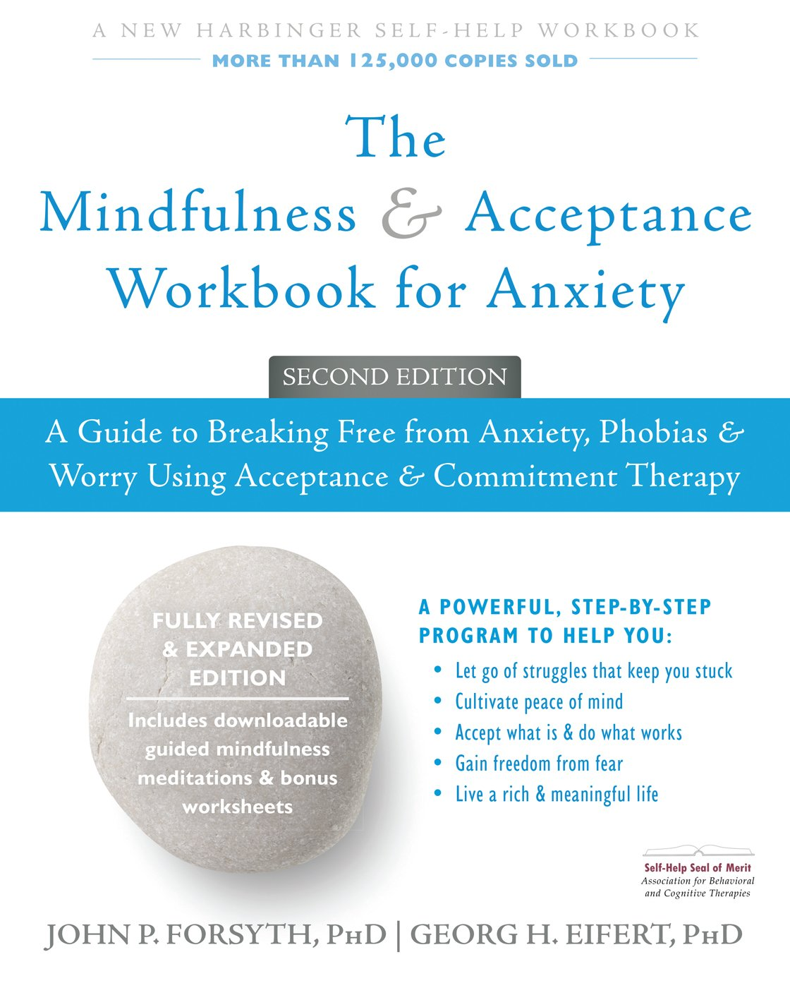 Workbooks therapy workbooks : The Mindfulness and Acceptance Workbook for Anxiety: A Guide to ...