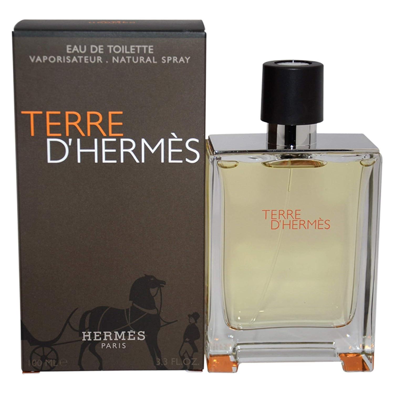 e74951a55c Hermes Terre d'Hermes Eau de Toilette Spray for Men, 100ml: Amazon.com.au:  Beauty