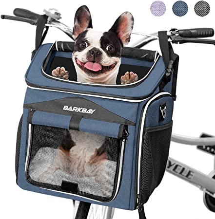 Schwinn Rascal Bike Handlebar Lightweight Dog Carrier Bicycle Pet Basket