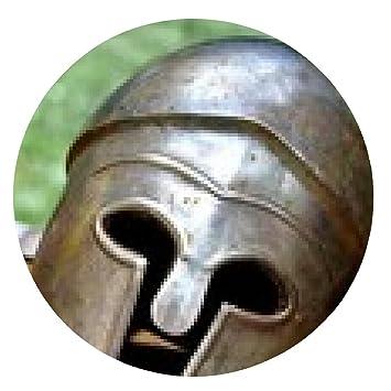 alfombrilla de ratón antiguos cascos romanos del valiente soldado romano - ronda - 20cm