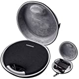 Hard Travel Carrying Case Storage for Harman kardon Onyx Studio 5 Bluetooth Wireless Speaker with Small Cover Holder for Other Accessories, by COMECASE (Tamaño: Onxy 5)