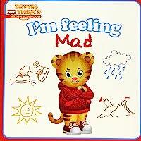 I'm Feeling Mad (Board Book) (Daniel Tiger's Neighborhood)
