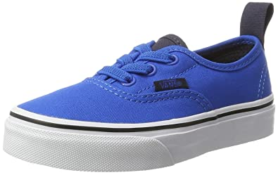 3120016a4950 Vans Boys  UY Authentic Elastic Lace Low-Top Sneakers