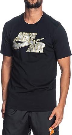 NIKE M NSW tee Sznl Stmt 6 - Camiseta Hombre: Amazon.es: Ropa y accesorios
