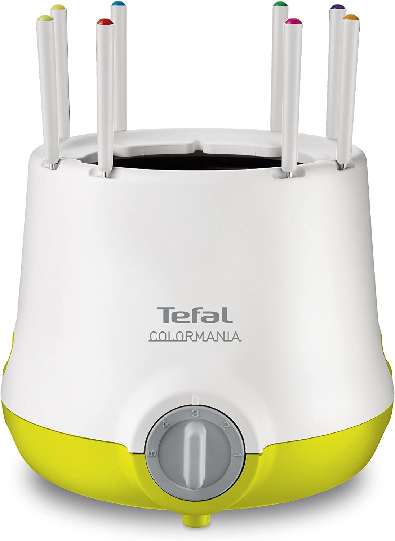 Tefal EF260312 Appareil à Fondue Thermoprotect Colormania