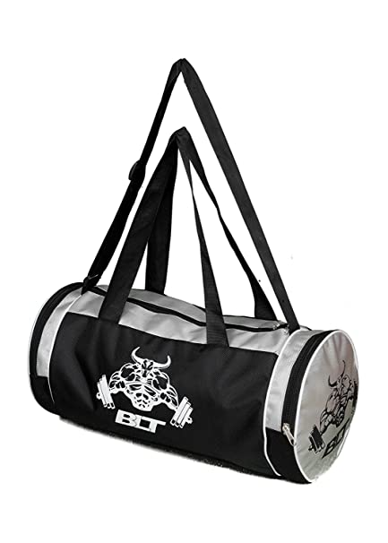 e846e4b053 BLT Classy Elasticized Fabric Multipurpose Gym Duffel Bag (Medium)   Amazon.in  Bags