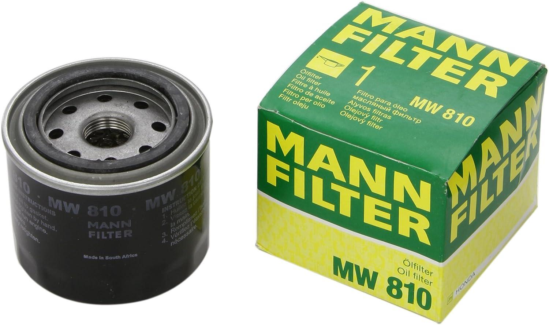 ORIGINAL MANN-FILTER ÖLFILTER HONDA HONDA MOTORCYCLES MW 810