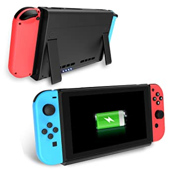 new products 771df cfb23 Nintendo Switch Battery Charger Case, Antank Portable Switch Backup ...