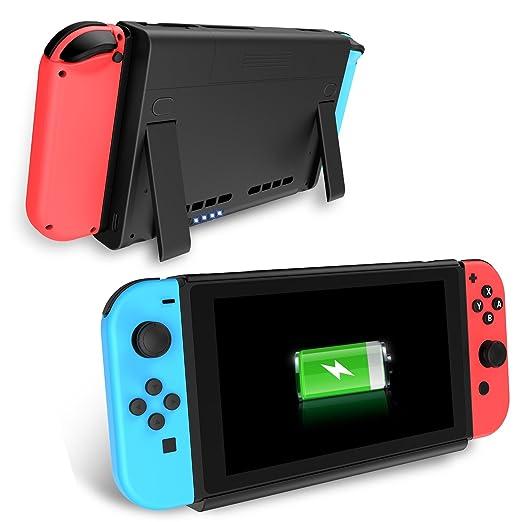 2 opinioni per Nintendo Switch Batteria Caricabatteria Case, Batteria Backup Antank Portable
