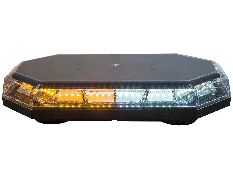 -Black Driver side WITH install kit 100W Halogen Larson Electronics 1015P9IKOWG 1995 Mitsubishi Fuso FK SERIES Post mount spotlight 6 inch